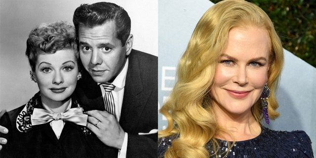 Fans on social media expressed their criticism with Nicole Kidman being cast as funnywoman Lucille Ball.
