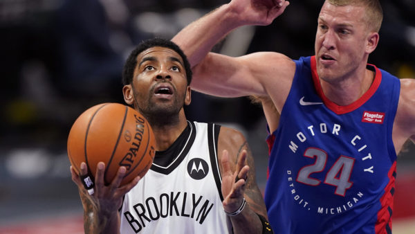 Nets' Kyrie Irving says basketball is 'not the most important thing to me right now'