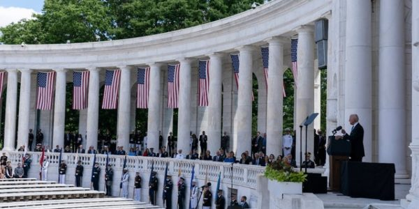 Americans unmask, gather, remember over Memorial Day weekend as sense of normalcy returns