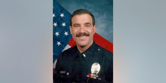 Adam Bercovici police portrait.