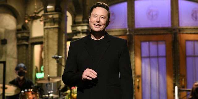 Elon Musk hosted the May 8, 2021 episode of 'Saturday Night Live.'