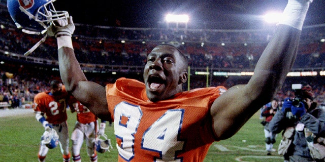 Hall of Famer Shannon Sharpe was selected in the seventh round.