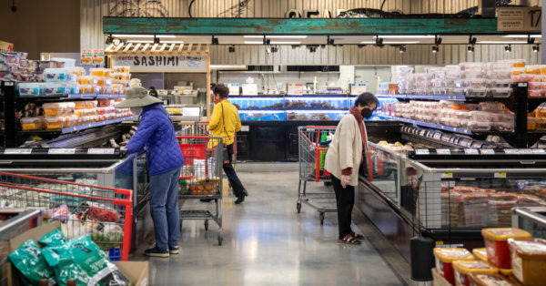The Lure of H Mart, Where the Shelves Can Seem as Wide as Asia