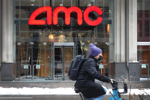 AMC insider selling picks up as meme stock rises amid retail wave