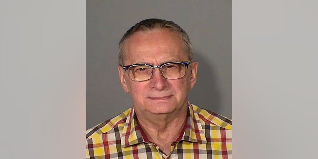 Barry Lee Whelpley, a 76-year-old Minnesota man, has been arrested in the stabbing death of a 15-year-old suburban Chicago girl nearly half a century ago. (Naperville Police Department via AP)