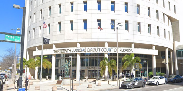 Florida's 13th Circuit courthouse in Tampa, Fla. (Google Earth)