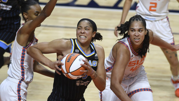 Parker leads WNBA All-Star team that will face US Olympians