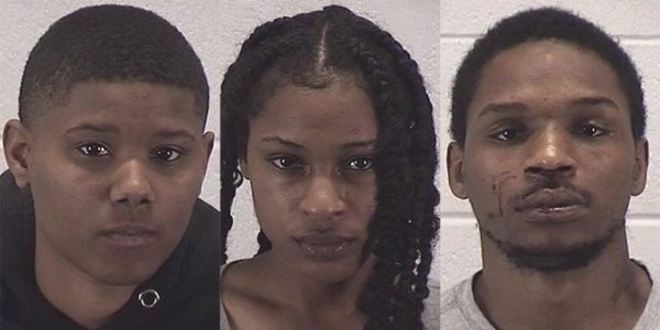 Illinois trio charged with beating, strangling police officer over traffic stop