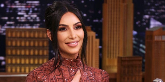 Kim Kardashian said that 'Keeping Up with the Kardashians' 'probably' wouldn't have seen so much success if it weren't for her sex tape with Ray J. (Getty Images)