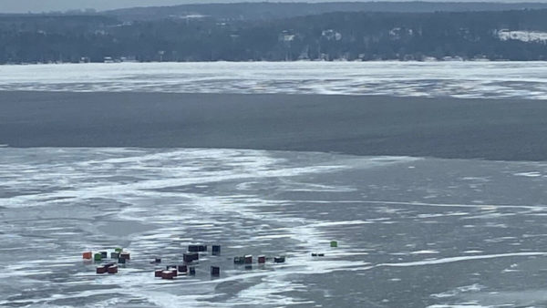 Chicago police rescue 7 people from two Lake Michigan incidents