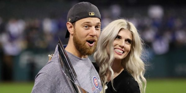 World Series MVP Ben Zobrist claims in lawsuit wife had affair with their former pastor