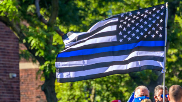 Illinois Back the Blue campaigners pack city council meeting, demand support for police