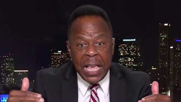 Leo Terrell rips 'race hustler' AOC over her call to 'abolish our carceral system'