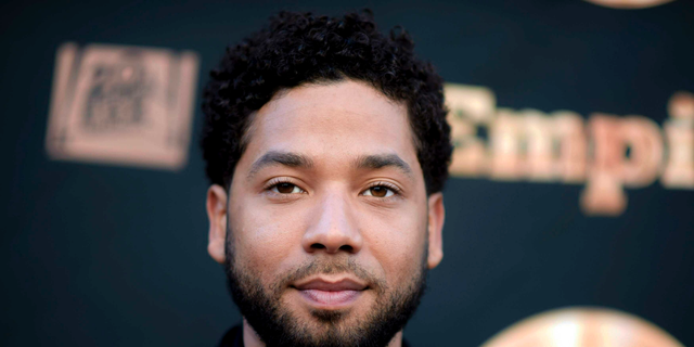 Former 'Empire' actor Jussie Smollett claimed he was the victim of a January 2019 hate crime in Chicago. (Richard Shotwell/Invision/AP, File)