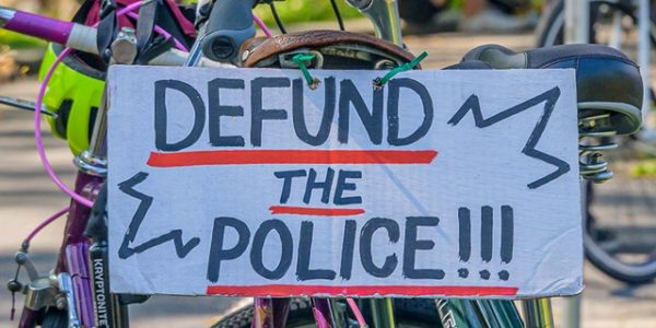 Democratic-led cities efforting for defunding police spent millions on private security