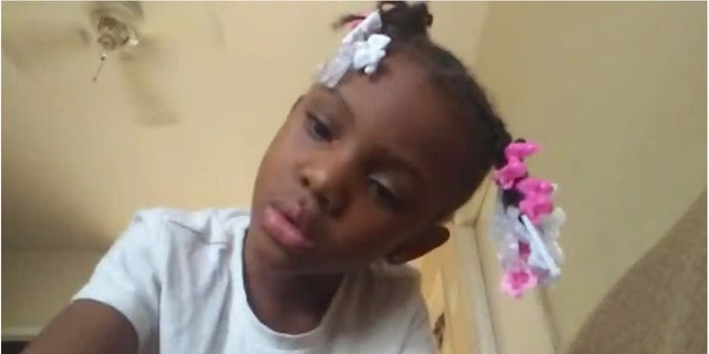 Jaslyn Adams, 7, was shot and killed on April 18 while sitting in a car with her father in a Chicago McDonald's drive-thru, police said.