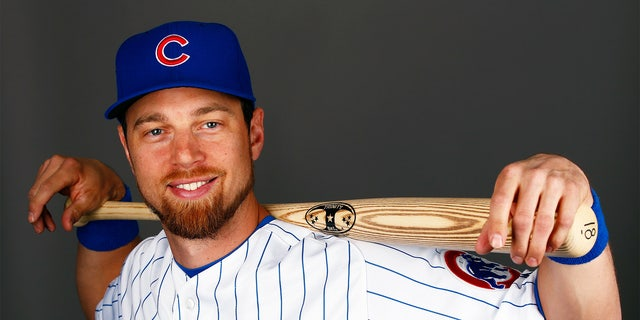 Zobrist played for the Cubs from 2016 to 2019.