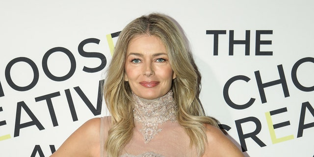 Paulina Porizkova was previously married to The Cars' lead singer Ric Ocasek.