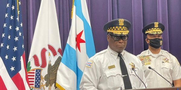 Chicago violence: 5 dead, 50 shot amid bloody weekend