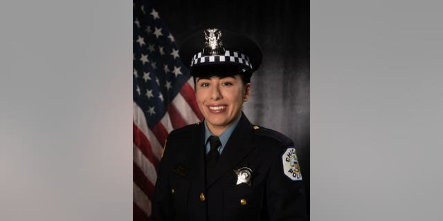 Police Officer Ella French was among those shot and killed this past weekend in Chicago.