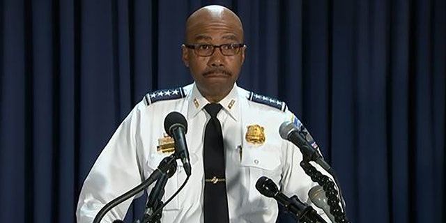 DC Metropolitan Police Chief Robert Contee said that three officers were under criminal and administrative investigation regarding their use of force seen in the video.