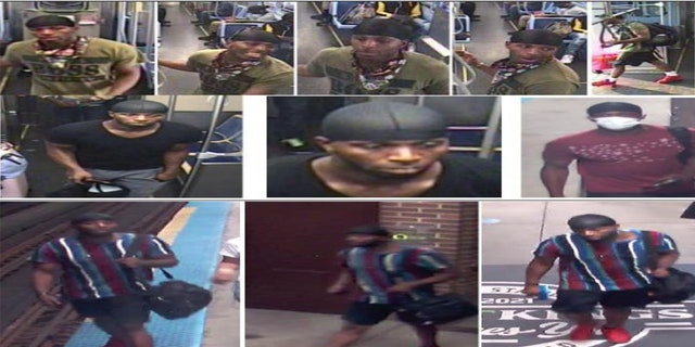 Chicago police are seeking information on a suspect wanted for allegedly attacking public transportation riders with a hammer.
