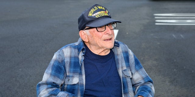 Benny Ficeto was thrown a surprise party for his 100th birthday by his former Stop & Shop.