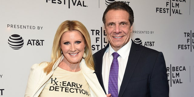 Sandra Lee and New York Governor Andrew Cuomo dated for 14 years.