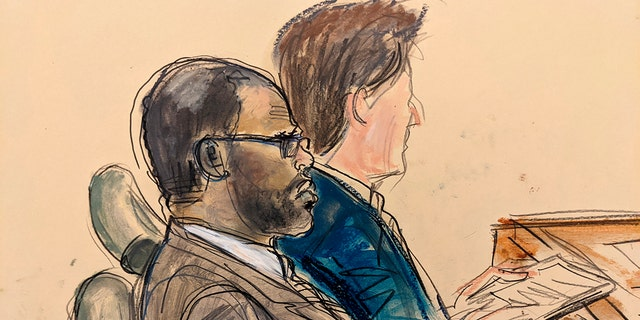 R. Kelly is currently on trial for sex-trafficking charges in New York.
