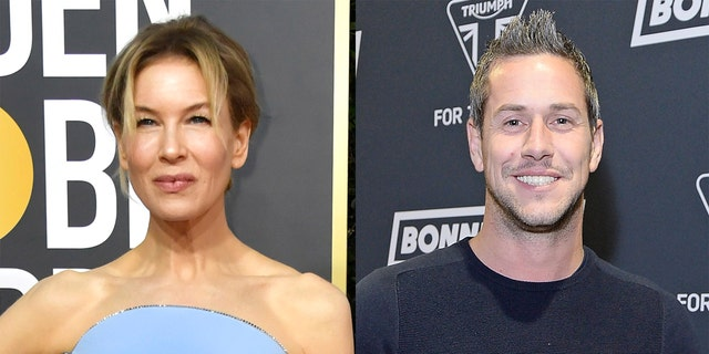 The two met while filming discovery+'s 'Celebrity IOU: Joyride.' (Getty Images)
