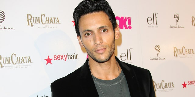 Actor Ben Youcef was spotted vacationing with Sandra Lee in Southern France.