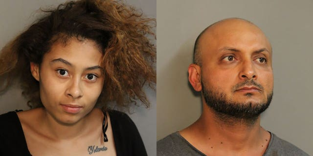 Joslia Williams (left) and Sergio Hernandez (right) are facing sex crime charges in connection to the death of 15-year-old Melissa Kaylanna Rendon.