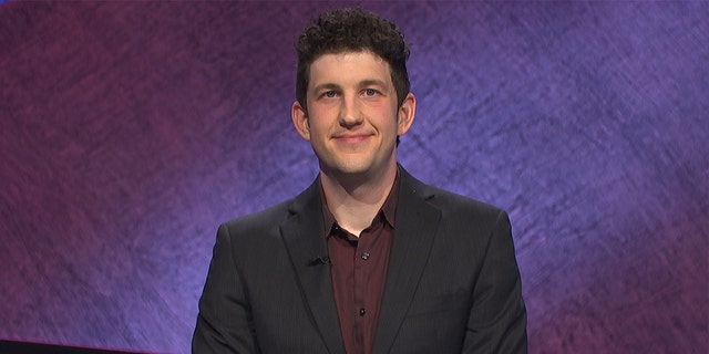 Matt Amodio is now the third highest-earning 'Jeopardy!' player.
