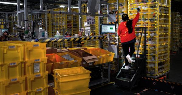 California Senate Passes Bill Reining In Amazon Labor Model