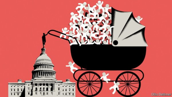 How America should spend on child care