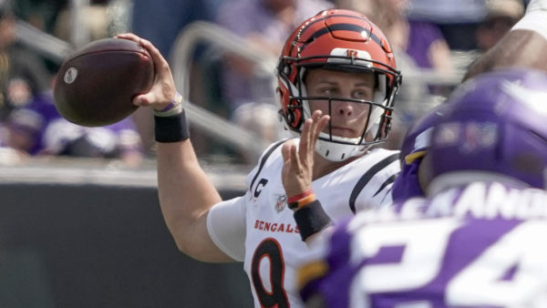 McPherson's 33-yard kick in OT lifts Bengals over Vikings