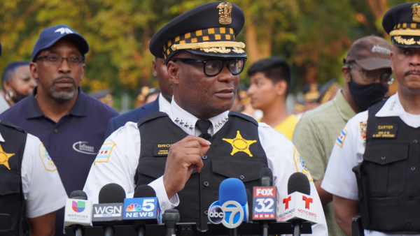 Chicago police report 21 shootings, 4 murders over weekend with wounded victims as young as 11