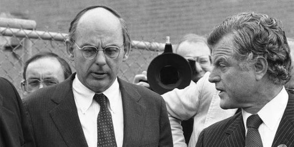 Former US Sen. Adlai Stevenson III, 90, dead from dementia