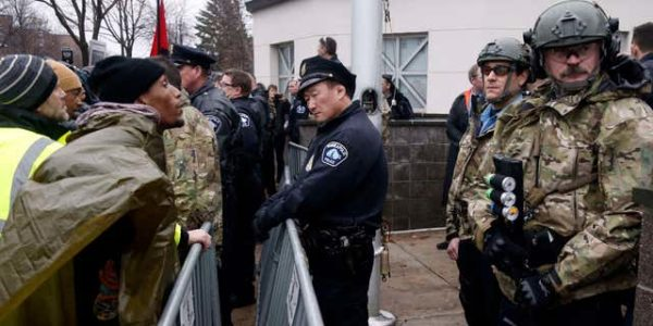 Minneapolis slated to vote on replacing police department